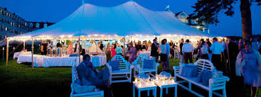 tent rentals maine unique wedding venues visit maine