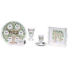 seder set seder sets passover seder plate and matza sets zion judaica