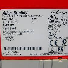 allen bradley 1734 ob8s 1734 0b8s rtbs point i o safety output