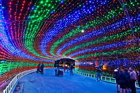 trail of lights denver 10 incredible places to see christmas lights across the country