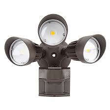 Defiant Degree Outdoor White Led Blade Motion Security Light - low profile solar motion light outdoor solar store home lighting