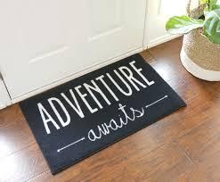 adventure awaits door mat floormatshop com commercial floor