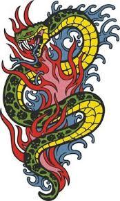 designs picture evil snake tattoo designs evil snake tattoo images