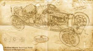 bugatti drawing the bugatti revue contest 2002 drawings