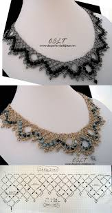 free necklace beading images 1107 best jewelry tutorials beadweaving images jpg