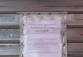 bureau de poste echirolles sud ptt dénonce le pourrissement de la situation du bureau de