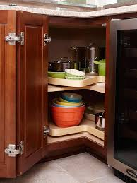 corner kitchen cabinet shelf ideas how to deal with the blind corner kitchen cabinet live