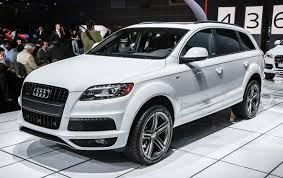 2015 audi q7 suv audi q7 noticed during the tests