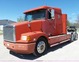 volvo heavy duty trucks for sale 1993 volvo wiam semi truck item l6323 sold may 19 truck