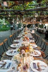 30 cozy rustic backyard wedding decoration ideas wedding forward