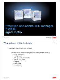 210712699 05 sep 600 signal matrix input output filter signal