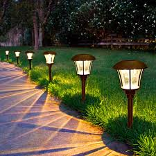 Solar Exterior Light Fixtures by Outdoor Lighting Costco