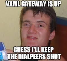 Network Engineer Meme - shut no shut