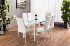 dining tables awesome rectangle glass dining table glamorous