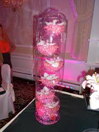 used wedding centerpieces beautiful pink marble and flower centerpieces from a 2012 wedding