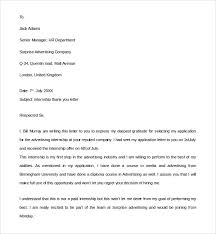internship thank you letter custom college papers