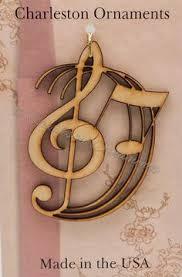 10 musical charms antique bronze tone treble clef bc829 treble