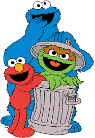 sesame street characters clipart clipart collection free