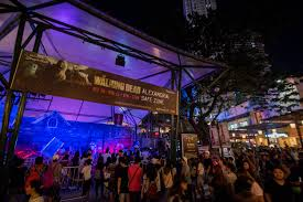 where to get chased by zombies this halloween try eastwood u0027s