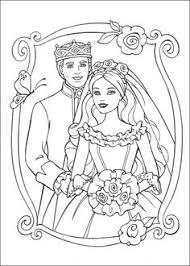 printable wedding coloring book pages kids wedding favor