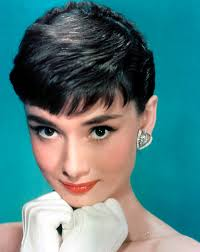 pixie hair cuts on wetset hair 1950s hairstyles famous 50s actresses hair audrey hepburn