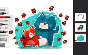 tayasui sketches app android su google play
