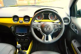 opel adam interior vauxhall adam rocks air review driving torque