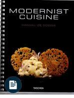 modernist cuisine pdf modernist cuisine tomo 1 historia y fundamentos pdf