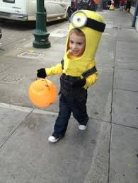 Despicable Minions Halloween Costume Sew Despicable Minion Halloween Costume Minion Halloween