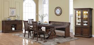 hudson table and 4 side chairs walnut levin furniture dining room furniture hudson table and 4 side chairs walnut hover to zoom