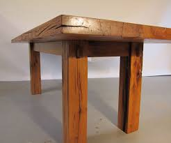 Barnwood Dining Room Tables by Handmade Reclaimed Oak Barnwood Dining Table By Metz Woodworks