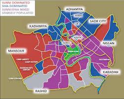 map of baghdad baghdad gated communities develop fastblogit