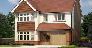 Redrow Oxford Floor Plan New Homes In Woolton Driving Housing Partnership Forward