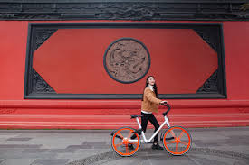China Flags China Flags Down Free For All Bike Sharing Craze With New Rules