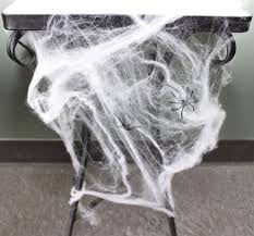 image gallery halloween spider web decorations