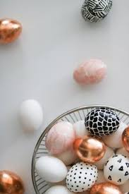Hanging Easter Egg Decorations Uk by Diy Easter Eggs No Dye Ideas Easter Egg And Tutorials