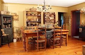 primitive decorating ideas for kitchen amazing primitive decorating ideas for kitchens with dining table