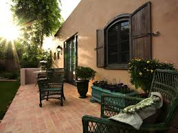 Designs For Backyard Patios Paver Patios Hgtv