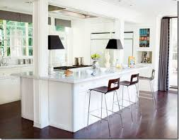 kitchen islands with posts kitchen island structural post from design is all in the details