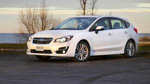 subaru impreza 2015 subaru impreza 5 door test drive review