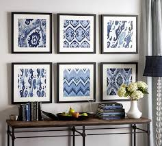 101 Best Pottery Barn Decorating 21 Home Decor Projects Made With Fabric Framed Fabric Wall