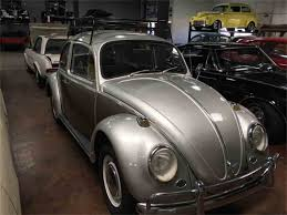 gold volkswagen beetle 1966 volkswagen beetle for sale on classiccars com