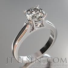 diamonds solitaire rings images Pave diamond enagement rings antique style engagement ring round jpg