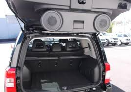 jeep patriot speakers jeep patriot 2009 mk aerpro