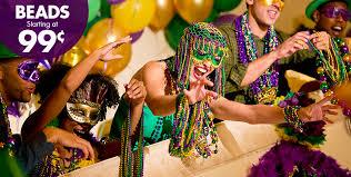 mardi gras gear mardi gras necklaces mardi gras throws party city