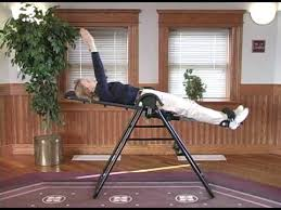 Lifegear Inversion Table Inversion Table Youtube