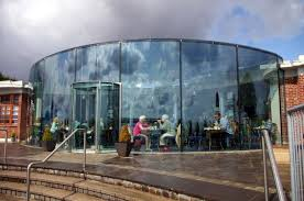 Glass Pavilion The Glass Pavilion Tiger Cc By Sa 2 0 Geograph Britain And