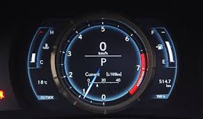 lexus lfa gauges 2016 lexus rc 300 awd f sport road test review carcostcanada