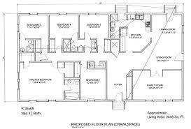 4 bedroom ranch floor plans five bedroom ranch house plans floor plans 4 bedroom ranch house