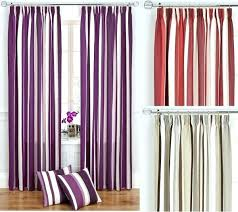 Pink Striped Curtains Pink Stripe Curtain Usavideo Club